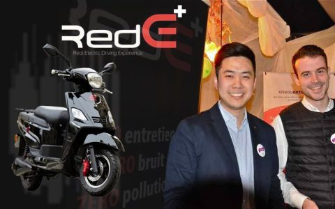Pole Capital supports Red-E e-scooters – 05/2017