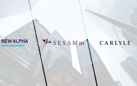 SESAMm closes series B round with NewAlpha and Carlyle (January 2021)